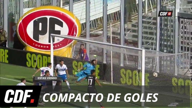 Colo Colo 2 - 0 Universidad Catolica | 5° Fecha | Torneo Clausura 2016 -...