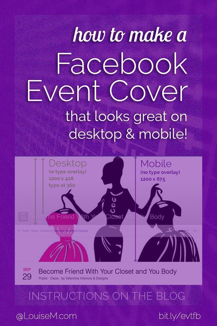 how to set an event on facebook