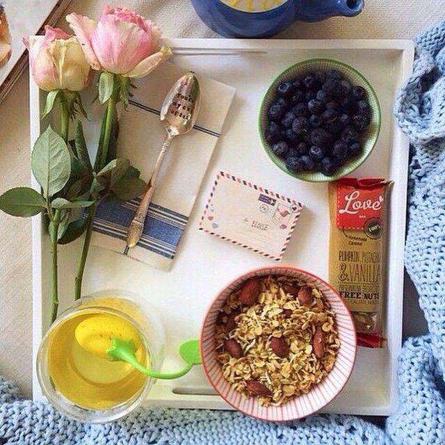 Mornings by @fitnhealthyliving #LoveBar #freshnessfinefoods