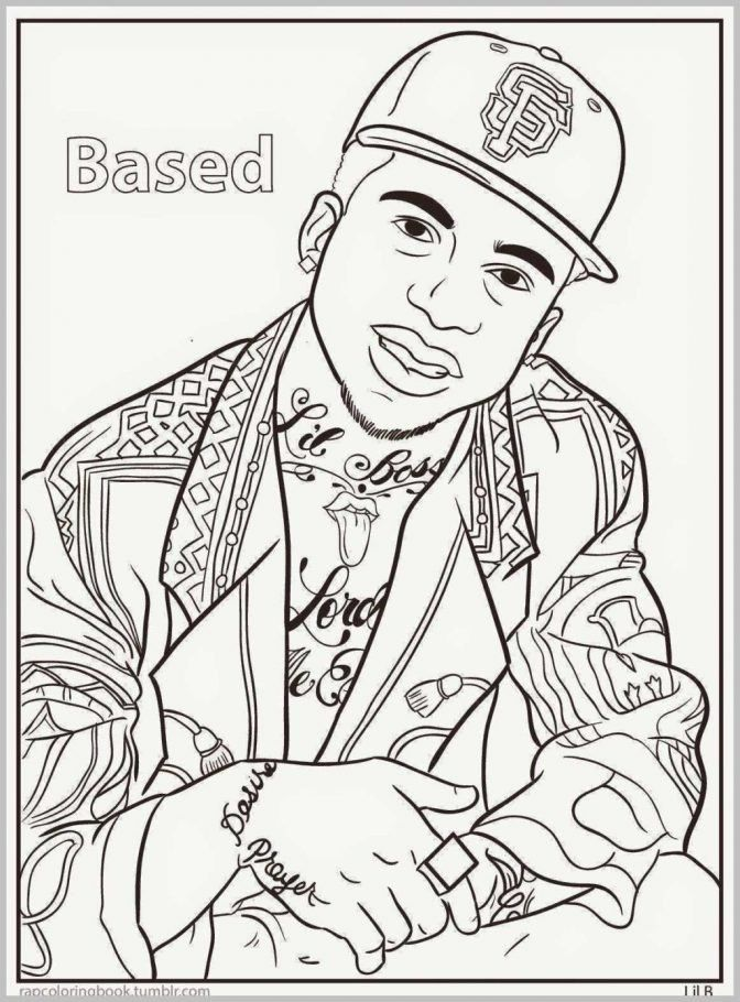 - Gangsta Rap Coloring Book Elegant Coloring Page For Kids Coloring Book  World Outstanding In 2020 Mermaid Coloring Book, Coloring Books, Cat Coloring  Book