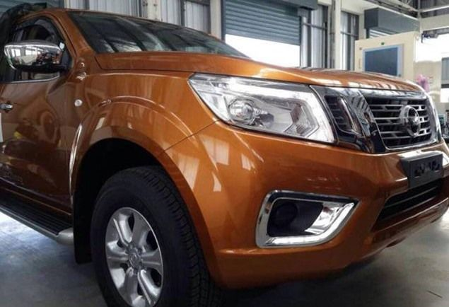 Front corner of #Nissan #Navara #PickupTruck 2015. New Model Nissan Navara NP300 Bangkok, Thailand available for export at Jim Autos Thailand http://toyota-dealer.org/2015-nissan-navara-np300.html