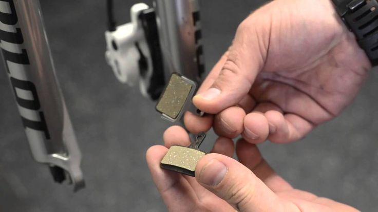 Tektro Disc Brake Pad Replacement