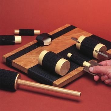 Larger image for Hand Exercise Board with Hook and Loop Fasteners