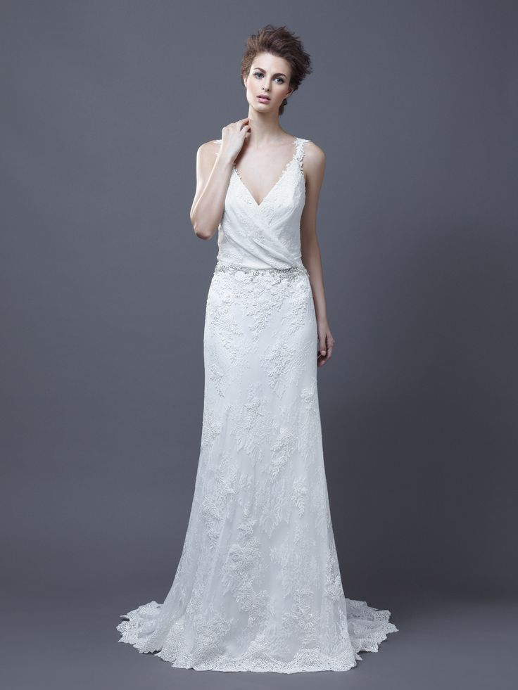 13 best Enzoani bridal images on Pinterest | Short wedding gowns ...