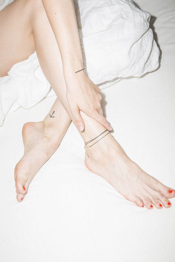 bransoletka na nogę, Umiar, 90 zł