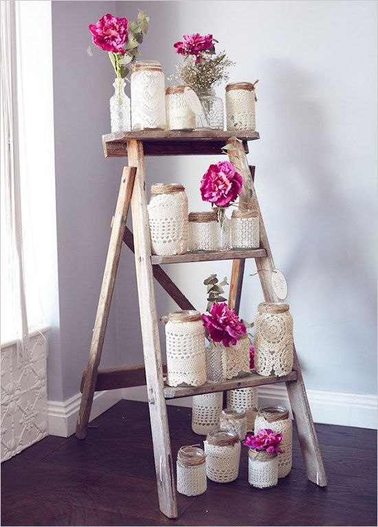 15 ways to include mason jars in your wedding   mason jar diy   diy wedding #weddingchicks