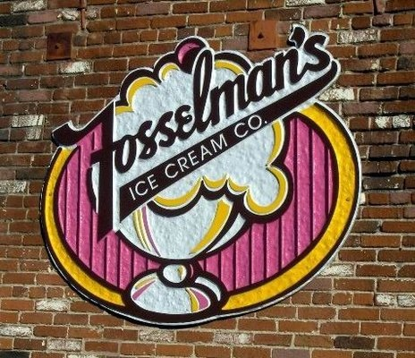 Fosselman's Ice Cream Co. Within walking distance from my house... I actually LOVE their lemon and mango sorbet... they have yummy seasonal flavors as well Kat's Tip: CASH ONLY, but there is a Wells Fargo next door