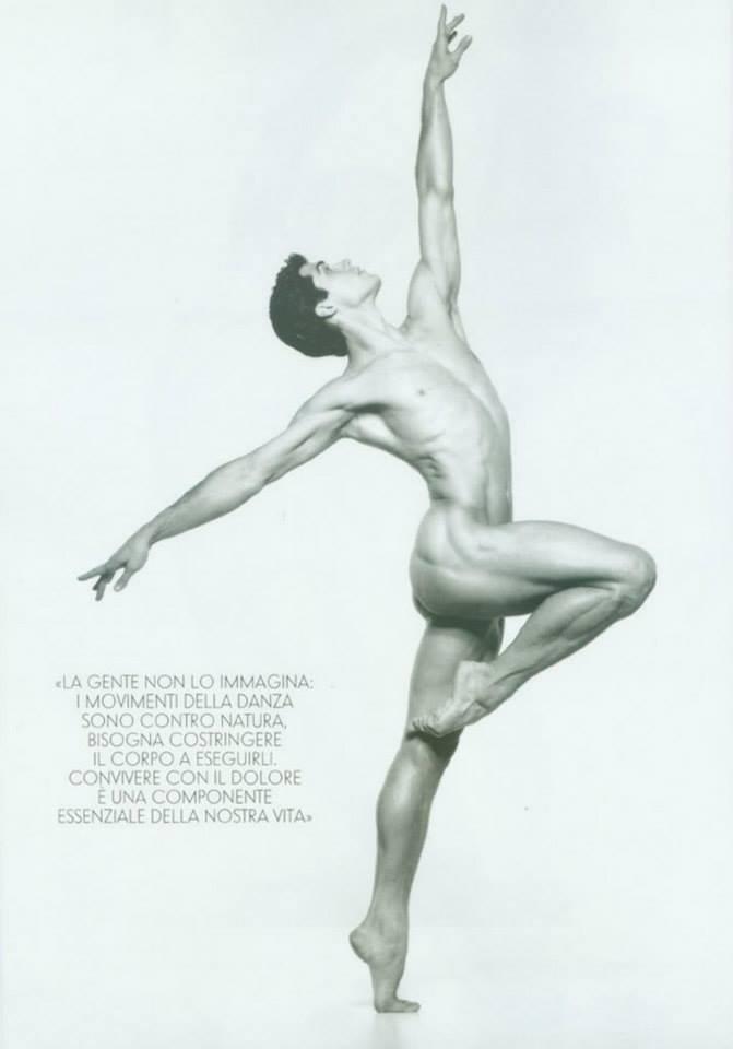 Roberto Caccamo Naked