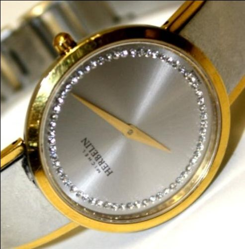 michelle herbelin watches | Women's Watches - MICHEL HERBELIN LADIES WATCH was sold for R4,000.00 ...