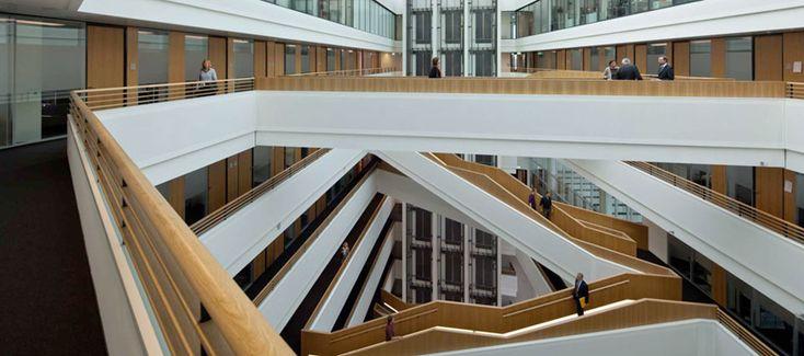 henning larsen architects: spiegel headquarters complete