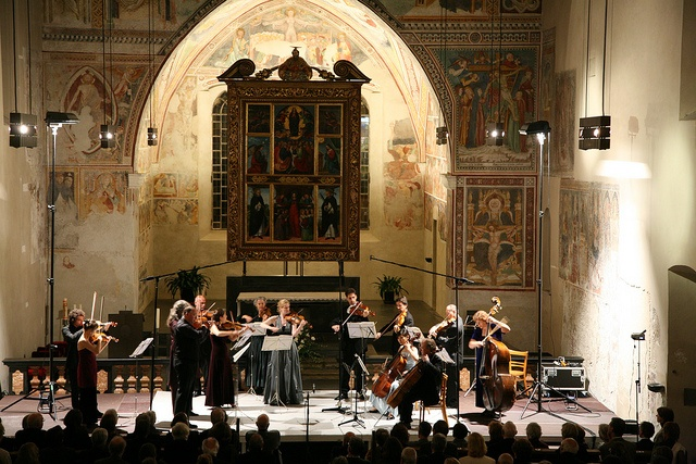 Classical music concerts by AsconaLocarno