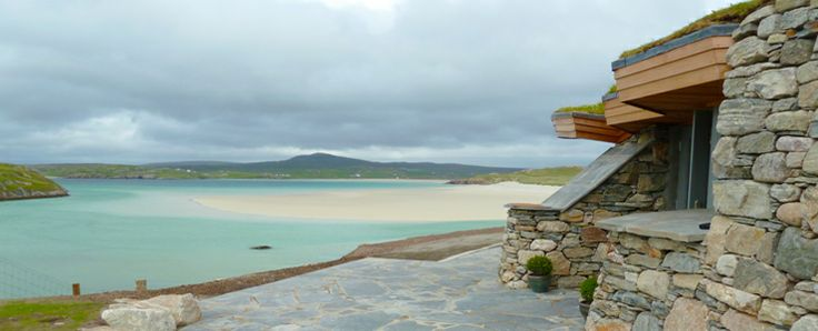 Beach Bay Luxury Self Catering Cottage Isle of Lewis