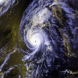 Hurricane Iniki 9/5 - 9/13, 1992