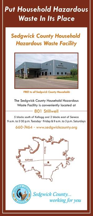 Sedgwick County household hazardous waste facility (Kansas)