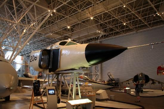 Canada Aviation and Space Museum Add to trip 11 Aviation Parkway, Ottawa, Ontario K1K 4R3, Canada