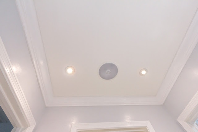 1000 images about s o u n d on pinterest turntable audio system and built ins for Ceiling speakers for bathroom