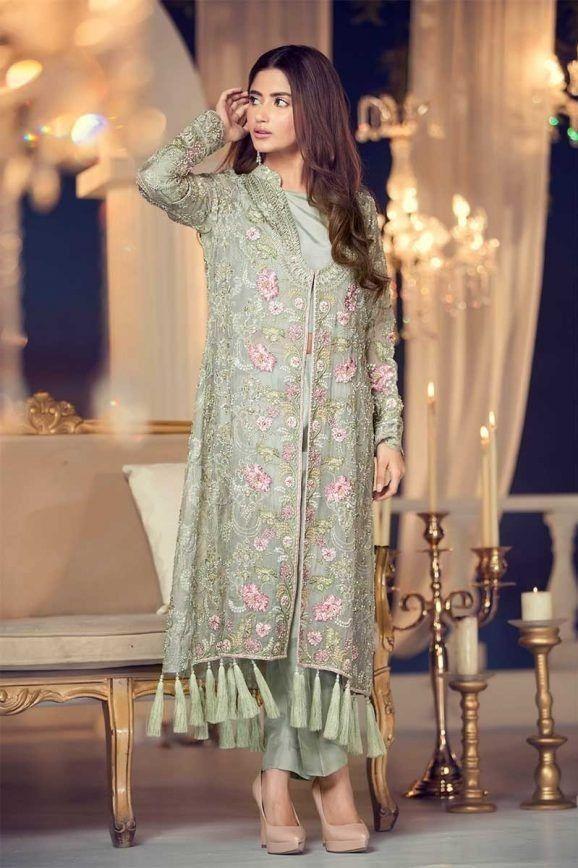 f66ff89c8d Pin by Suman Zulfiqar on Trend in 2019 | Formal dresses for weddings,  Dresses, Shifon dress