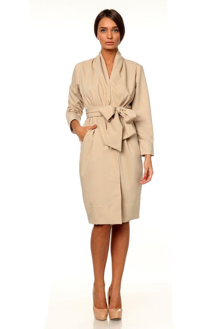 Marie Ollie jacket dress - www.marieollie.com