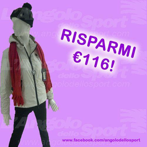 Speciale #SALDI! Risparmia € 116!  - Cappello con pon-pon Conte of Florence lana e nylon €55,00 - 20% = €44,00 - Sciarpa pile Colmar €24 -20% = €19,20 - Giacca Blauer nylon imbottita piuma €239 -30% = €167,30 - Pantalone 5 tasche Pepe Jeans €95 -30% = €66,50  in Via Cesare Fracassini 62 http://buff.ly/1fx77dP