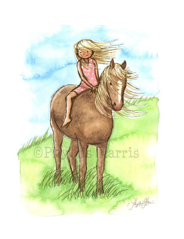 Phyllis Harris Illustration