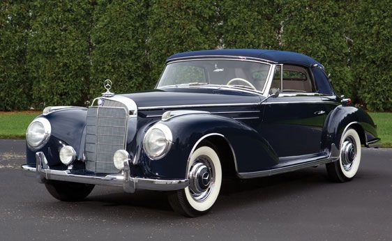 1956 mercedes benz 300sc cabriolet by sindelfingen. Black Bedroom Furniture Sets. Home Design Ideas