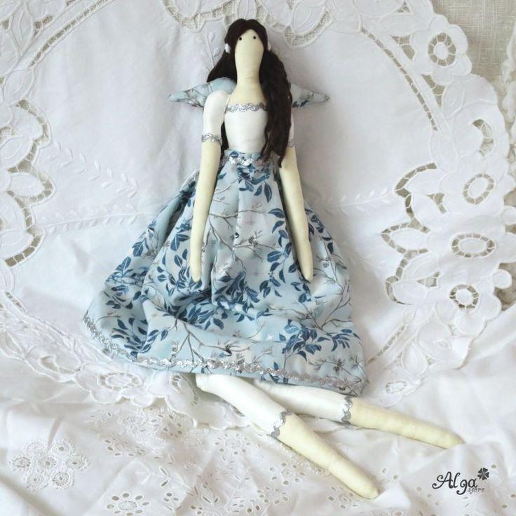 Panenka Andělka Zimní