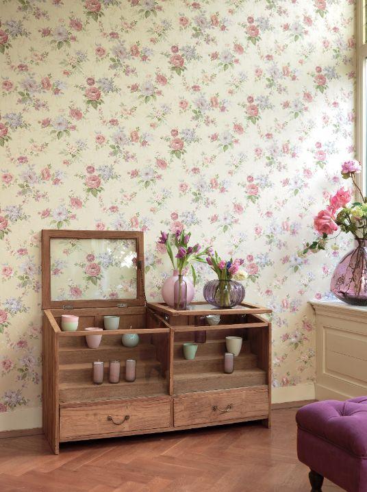 17 best Wallpaper & textiles images on Pinterest | Vintage ...