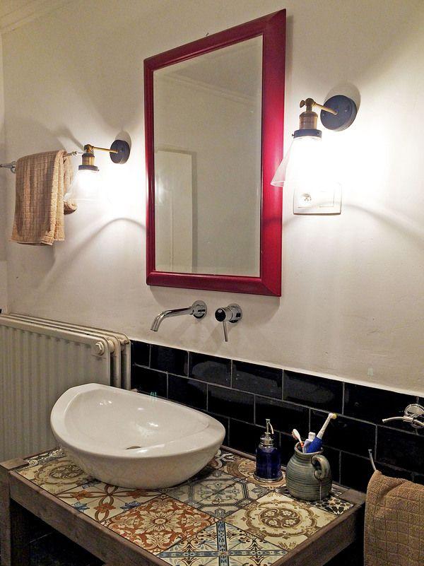 Ремонт в ванной женскими руками (ну почти) ванная комната, ремонт, рукожоп, мужская работа женскими руками, длиннопост