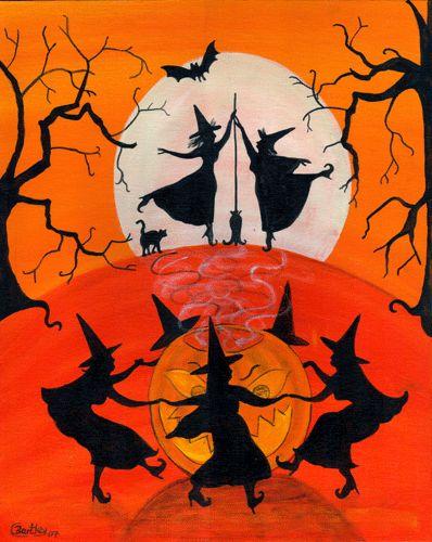 Halloween: Ilustración