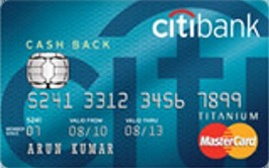 credit card india interest rates