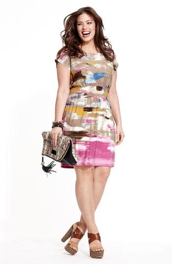 CK Dolman Sleeve dress...I wish it wasn't so expensive!