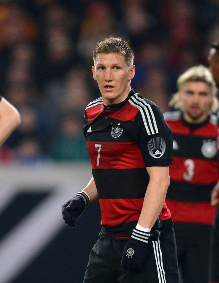Bastian Schweinsteiger Germany vs. Chile 2014