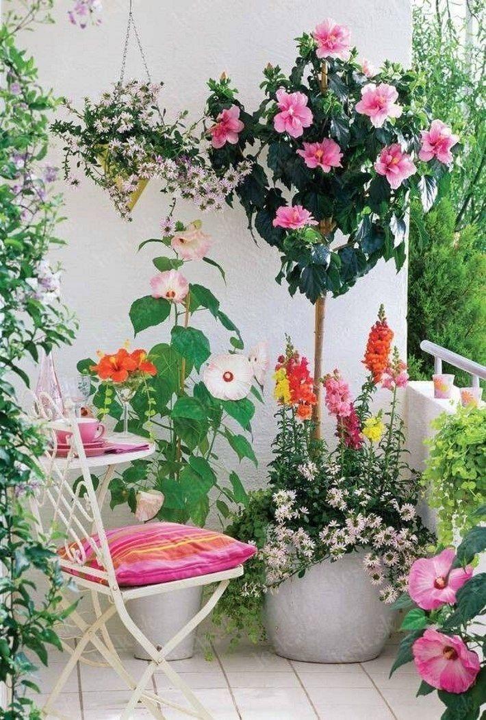 ComfyDwelling.com » Blog Archive » 30 Inspiring And Refreshing Spring Balcony Decor Ideas