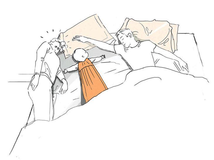 Смешная картинка про сон мамы, дню
