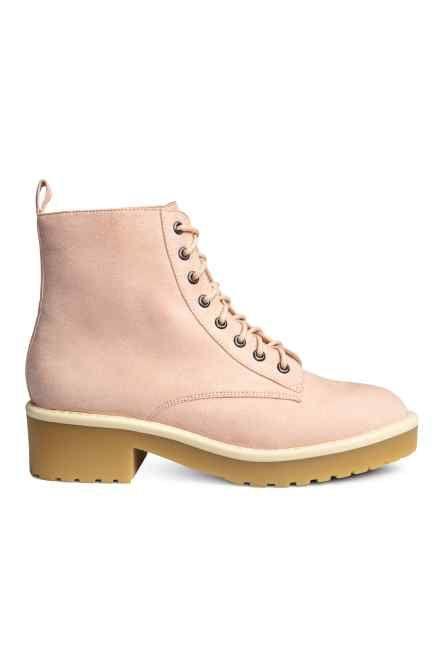 Kotníkové boty   hm.com 629 kč
