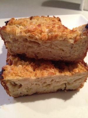 Cake flocons d'avoine pommes ... 1 pp