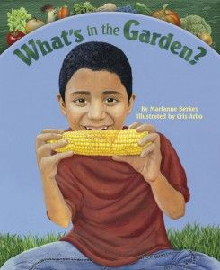 Vegbooks review of What's in the Garden?