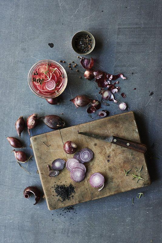 Pickling by Johanna Brannan Lowe ~ Food Stylist Prop Stylist, Chicago