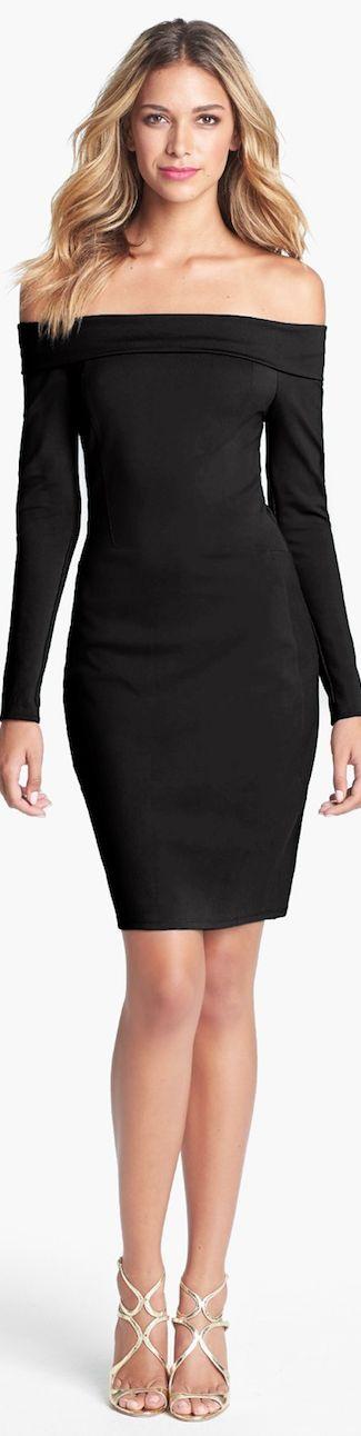 The Little Black Dress I LOVE LOVE LOVE this dress!!