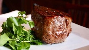 Jake Guzman likes our World's most expensive steaks: NYC's Old Homestead Steakhouse serving Kobe beef for $350