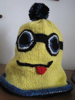 Dora13's Minions hat