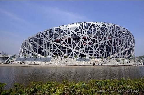 Afbeeldingsresultaat voor bird's nest beijing