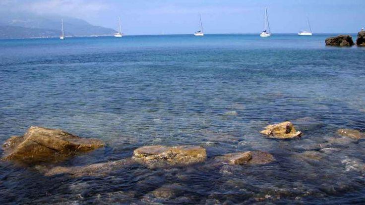 The Island of Elba - Viticcio near Portoferraio
