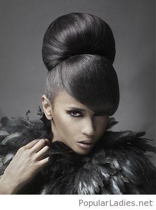 Ethnic Prom Hairstyles 71