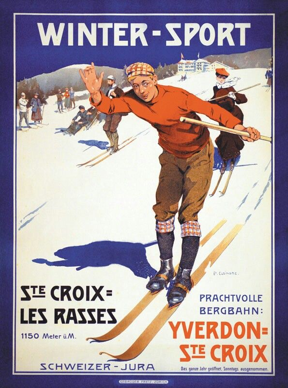 Advertisement of Yverdon St. Croix