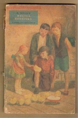 Znalezione obrazy dla zapytania WESOŁA RODZINKA- NOSOW
