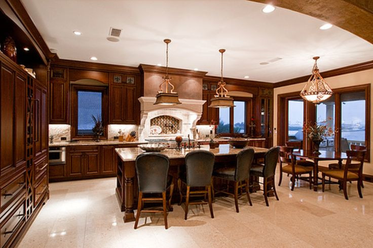 13 best fantasy game room images on pinterest for Luxury elegant kitchen designs