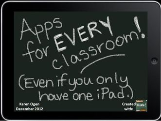 This has tons of apps for teachers :-)