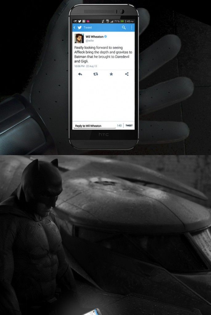 batman triste parodie batman vs superman ben affleck 7   Le batman triste devient un meme   Zach Snyder triste superman photoshop photo paro...