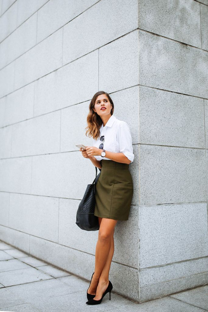 What Should I Wear To Work Today? 5 Questions To Ask Yourself